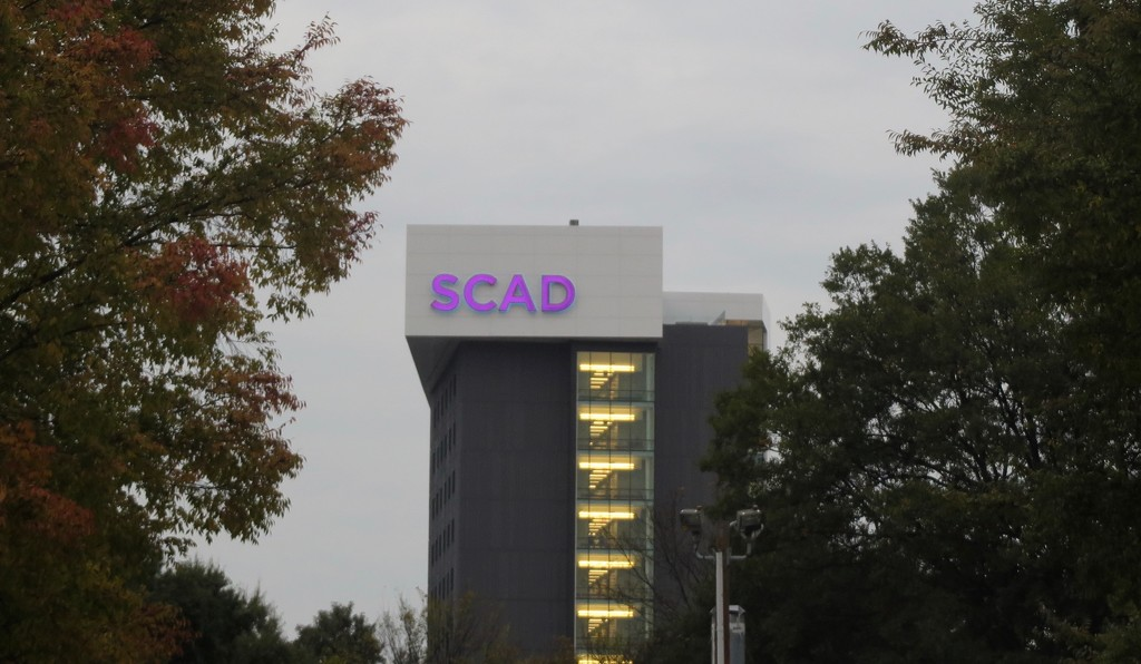 I like the new SCAD building by margonaut