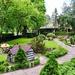 Miniature Tudor Village - Fitzroy Gardens