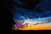 15th Nov 2019 - Last night's sunset