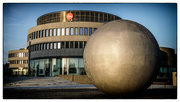 15th Nov 2019 - Leica globe and HQ - Wetzlar, Germany