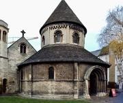 15th Nov 2019 - The Round Church Cambridge