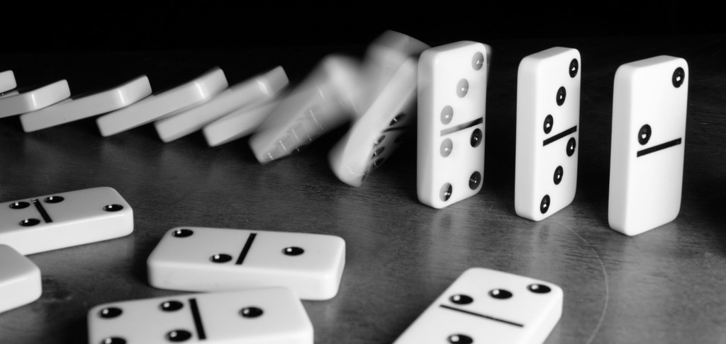 The Domino Theory by tdaug80