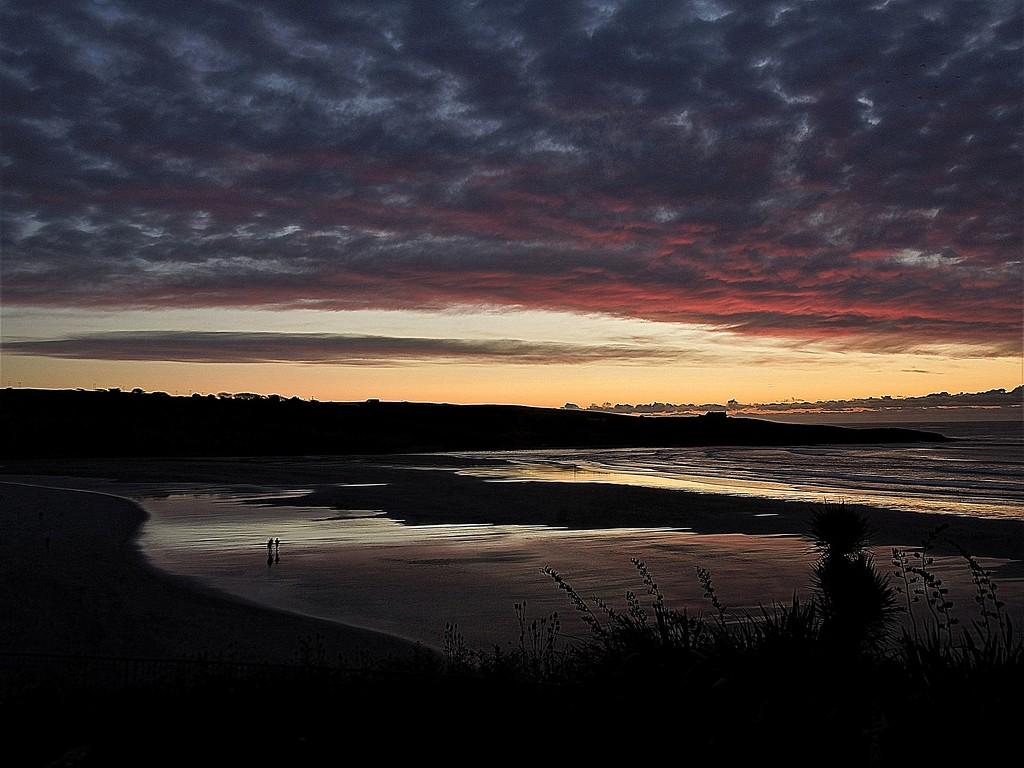 Irish sunrise - Nov 10th @ 7.37 am by etienne