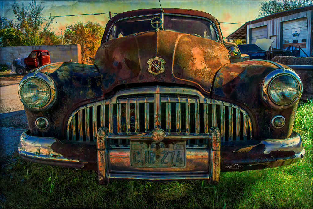 Classic Buick  by samae