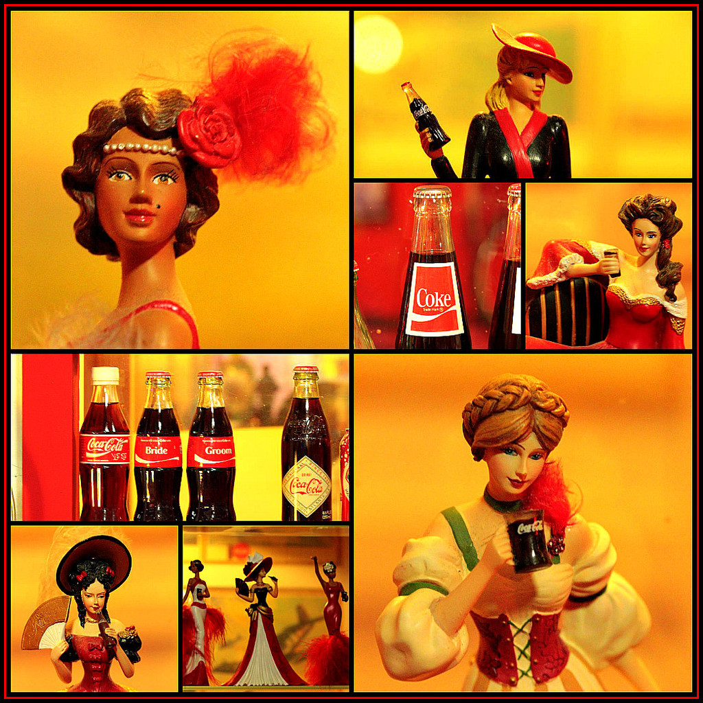 A Coke for Every Style by olivetreeann