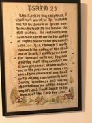 17th Nov 2019 - Needlework by My Mother-in-Law