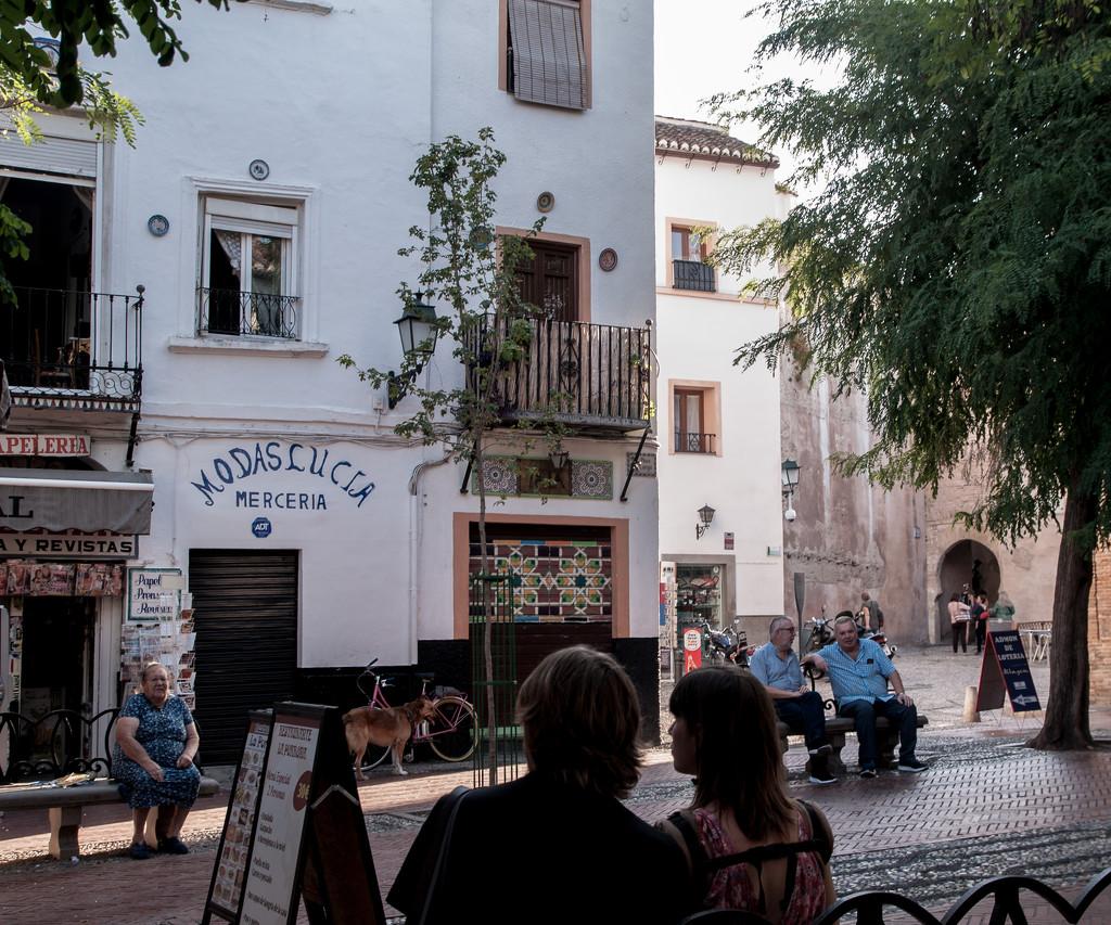 Granada Street life by brigette