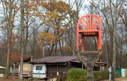 17th Nov 2019 - A chair in the air