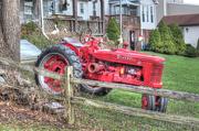 17th Nov 2019 - Tractor