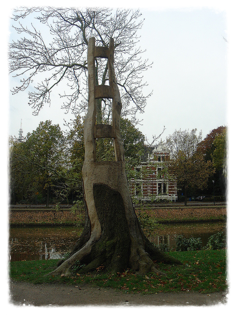 strange tree by gijsje