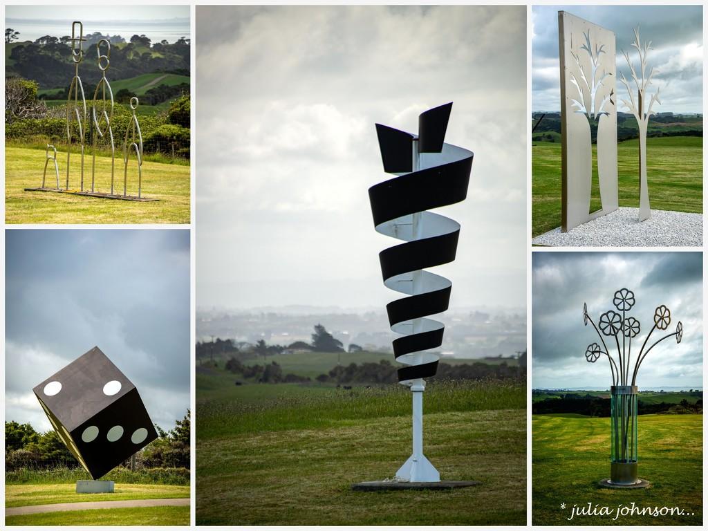 Sculpture Garden... by julzmaioro