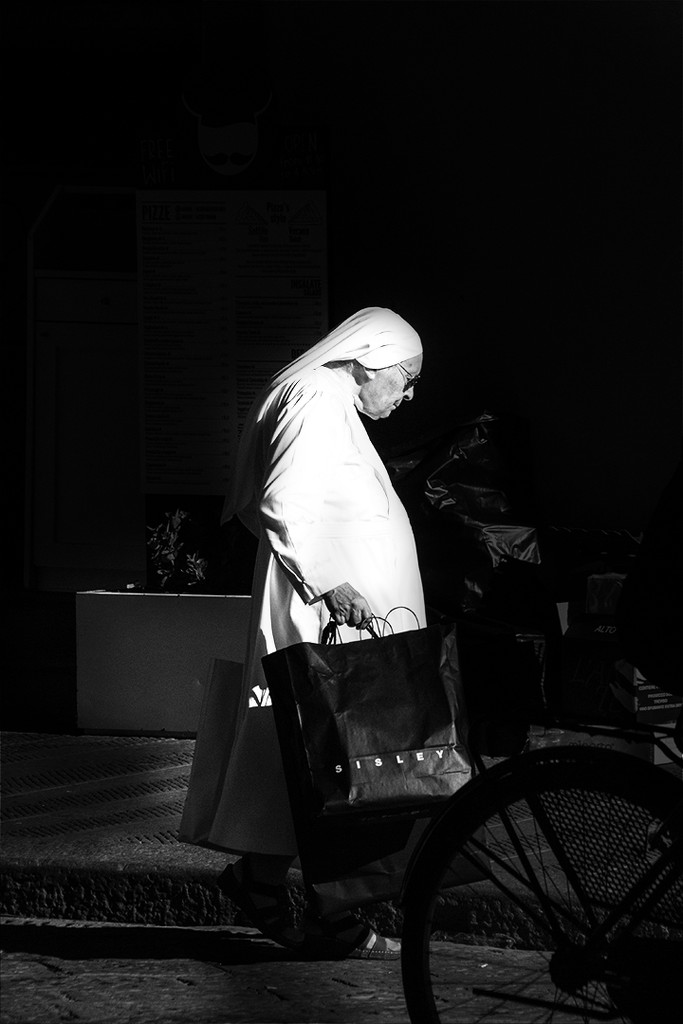 nun on the run by mv_wolfie