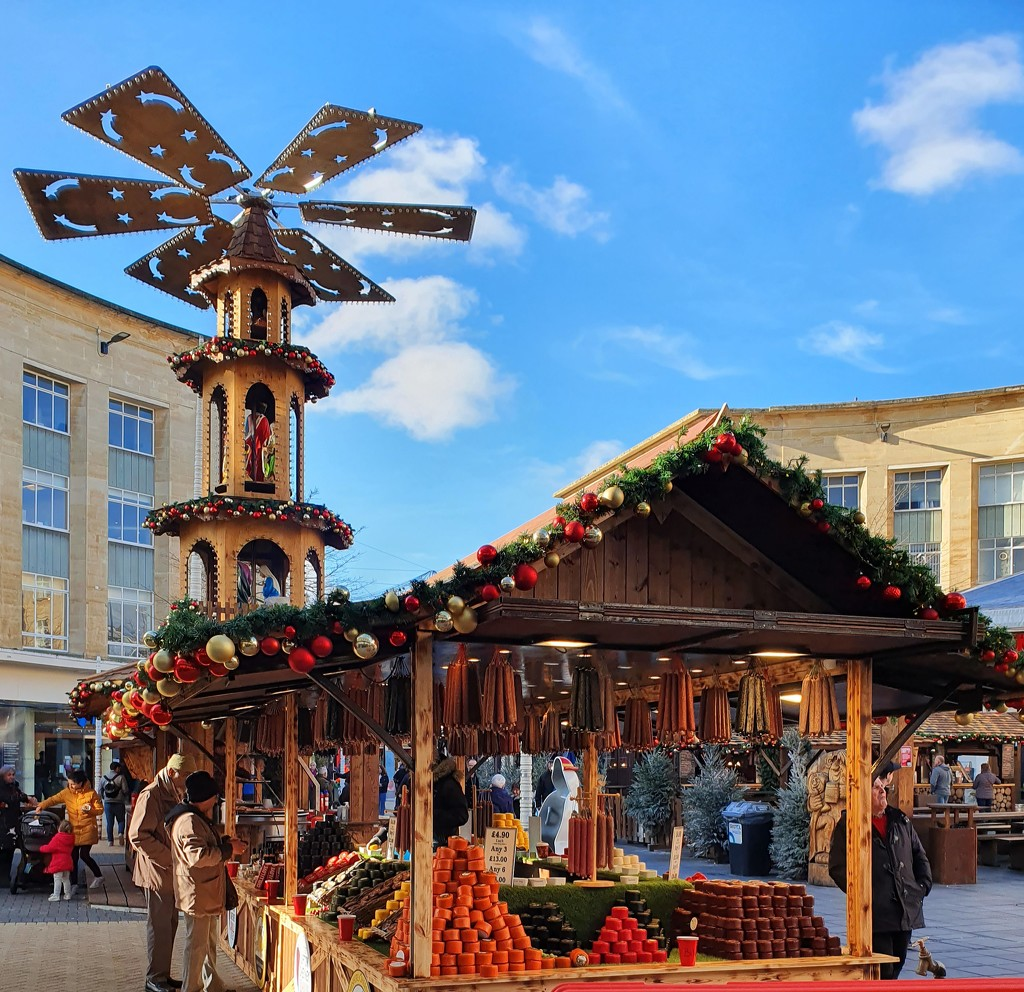 Christmas Market by bristol_colin