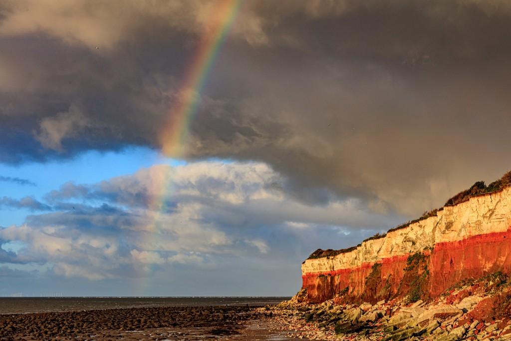 Norfolk coast. by padlock