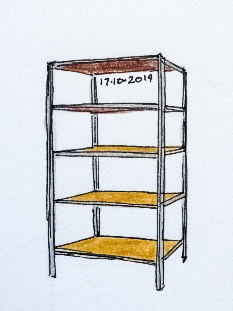 Shelves by harveyzone