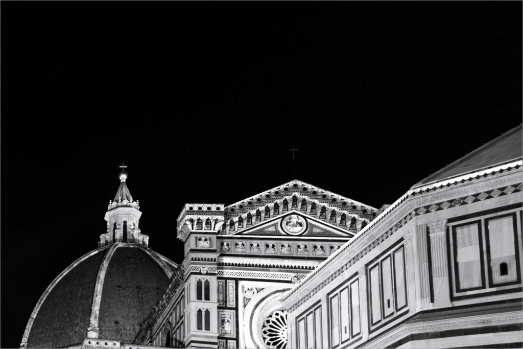 Florance Cathedral roof view by mv_wolfie