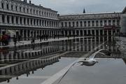 19th Nov 2019 - Piazza San Marco flooded
