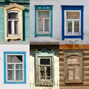 20th Nov 2019 - Windows of Atyrau