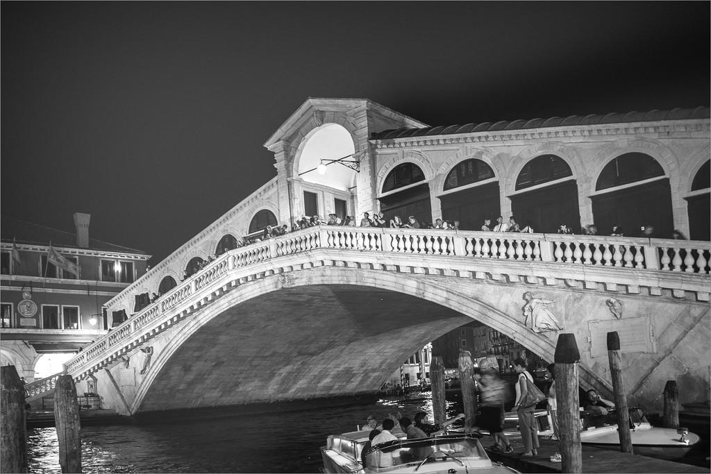 Rialto bridge by mv_wolfie