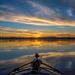 Spectacular sunset by samae