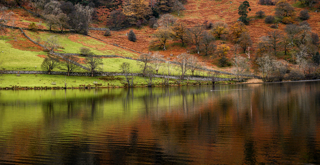 Rydal reflections by inthecloud5
