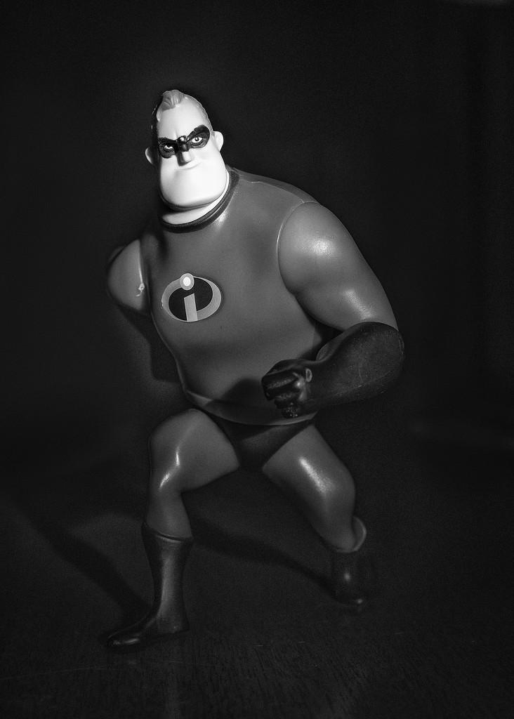 Mr. Incredible by rosiekerr