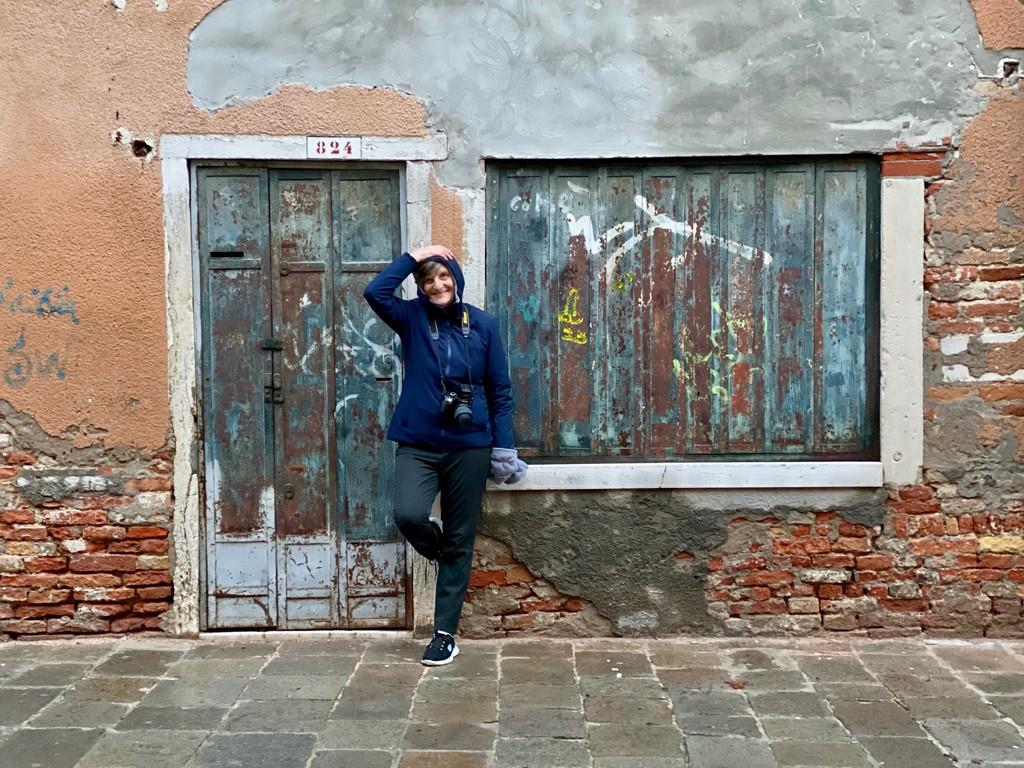 Caterina in Venice by jyokota