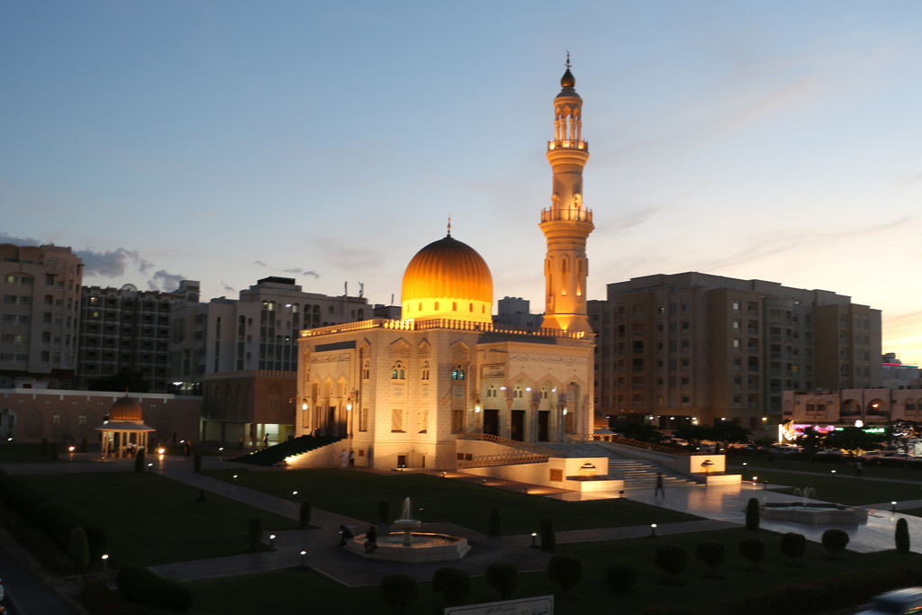 Mosque by ingrid01