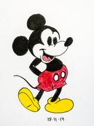 18th Nov 2019 - Mickey Mouse