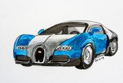 20th Nov 2019 - Bugatti Veyron