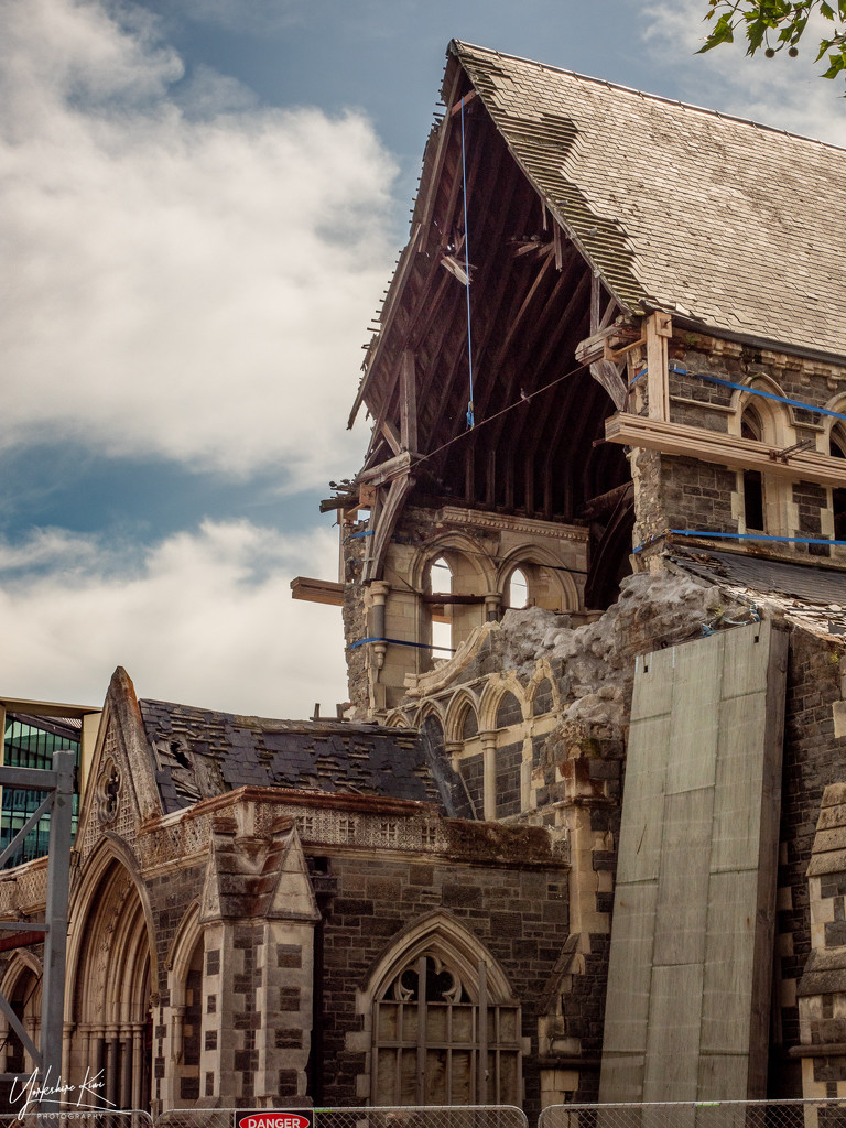 Christchurch Cathedral by yorkshirekiwi