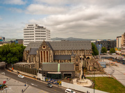 23rd Nov 2019 - Christchurch Cathedral From Above