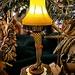 The Christmas Story leg lamp by louannwarren