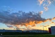 23rd Nov 2019 - Clouds.