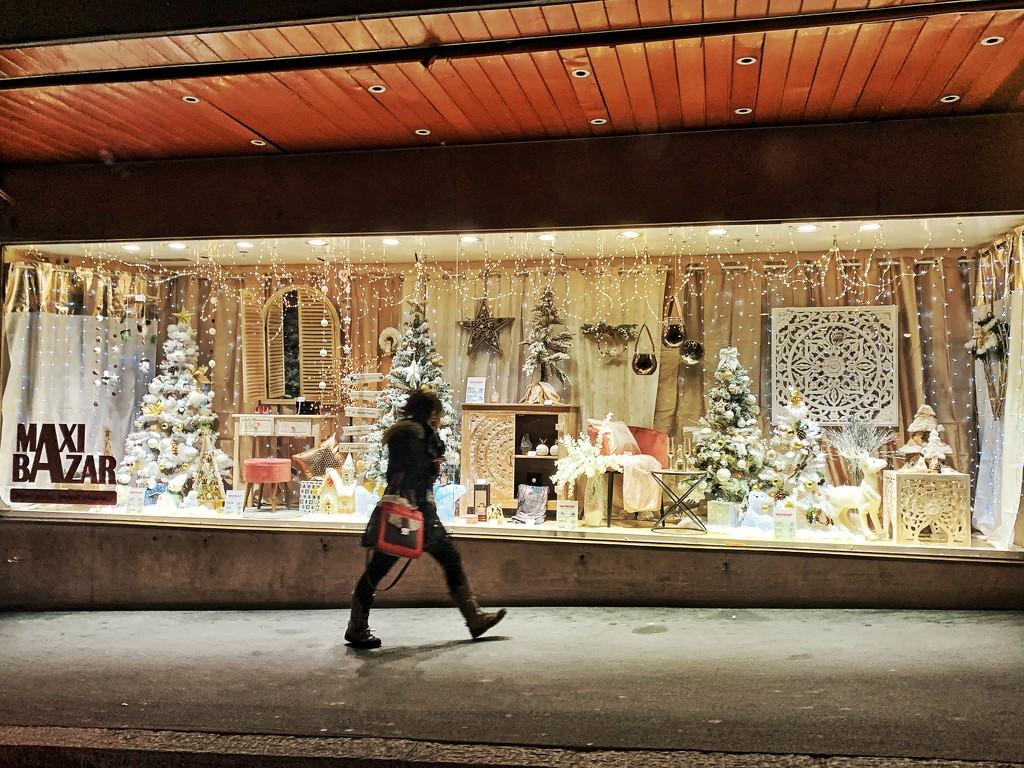 Walker in Lausanne.  by cocobella
