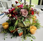 23rd Nov 2019 - Wedding Flower Arrangement