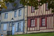 15th Nov 2019 - Half-timbered houses
