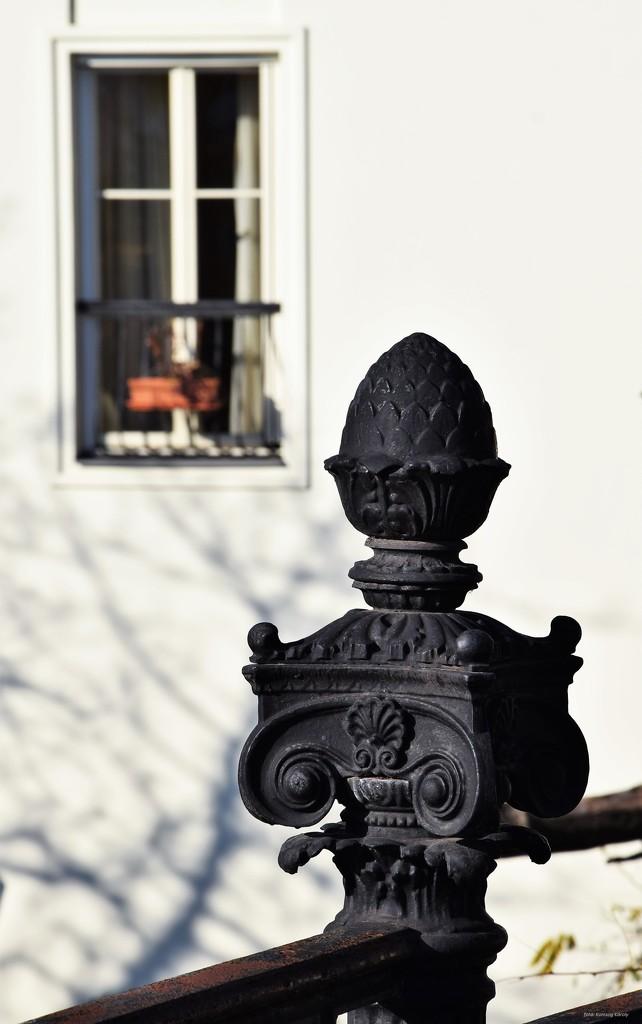 railing and window ...... by kork