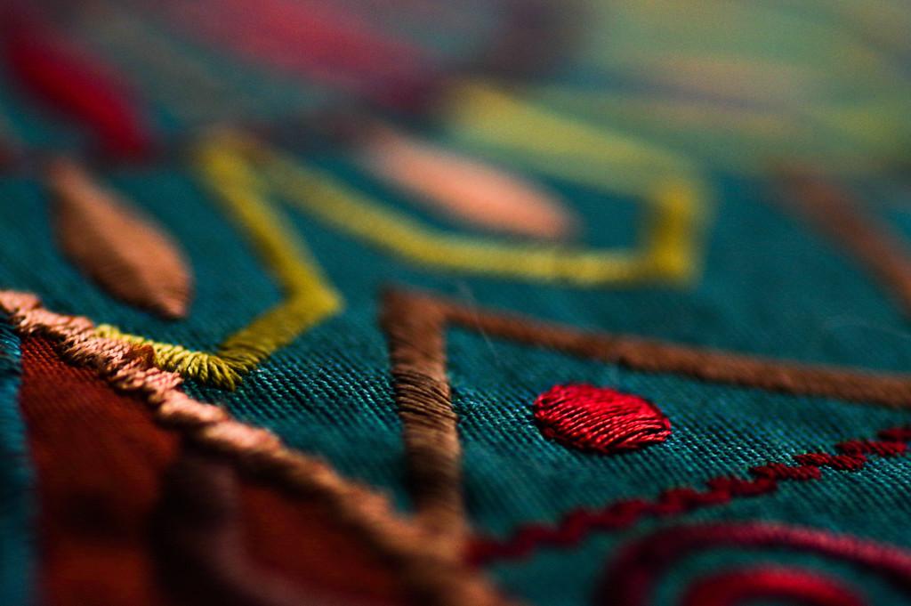 Linen Landscape  by mzzhope