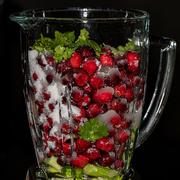19th Nov 2019 - Cranberry Salsa