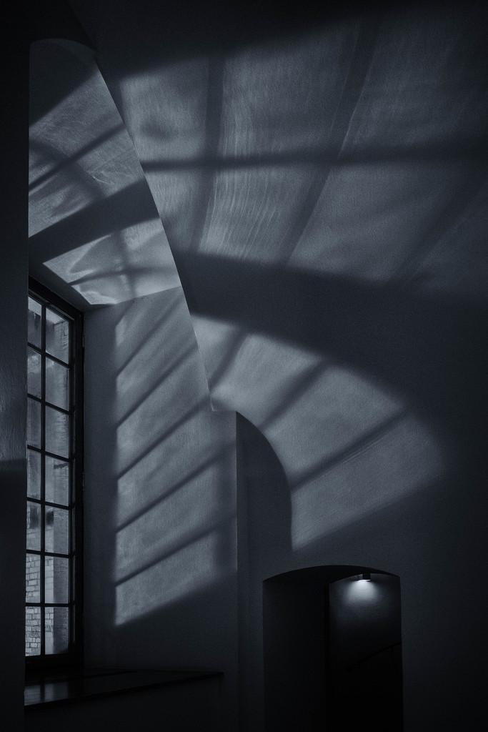 Shapes and shadows by haskar