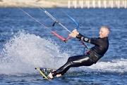 25th Nov 2019 - Enjoying The Wind In His Sail DSC_5413