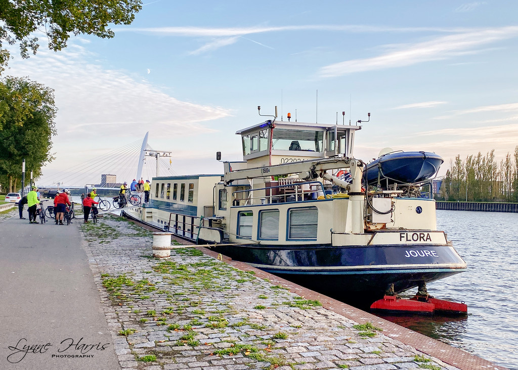 Our Barge by lynne5477