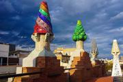 13th Oct 2019 - Rooftop chimneys