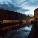 Rochdale Canal at Hebden Bridge by peadar