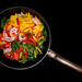 Mixed Pepper Stir Fry... by vignouse