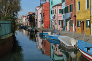 26th Nov 2019 - Canalei  A Burano