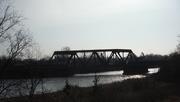 26th Nov 2019 - Backlit Railway Bridge