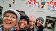 26th Nov 2019 - Our Swedish friends who are visiting for 3 nights - had to have a pic in my 365 album, they are so lovely.