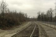 27th Nov 2019 - Railroad tracks